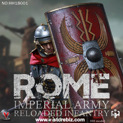 HH Model & HaoYu Toys HH18001 Roman Heavy Infantry