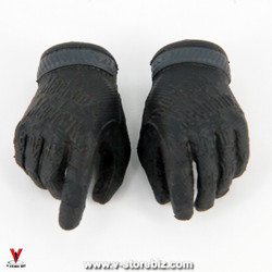 E&S 26021T Tandem HALO Passager Gloved Hands