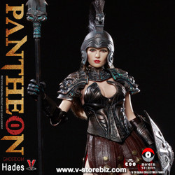 Coomodel x Homer HS002 Pantheon : Hades Goddess of the Underworld