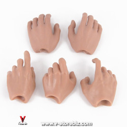 Male Hands Type 2 (Set of 5)
