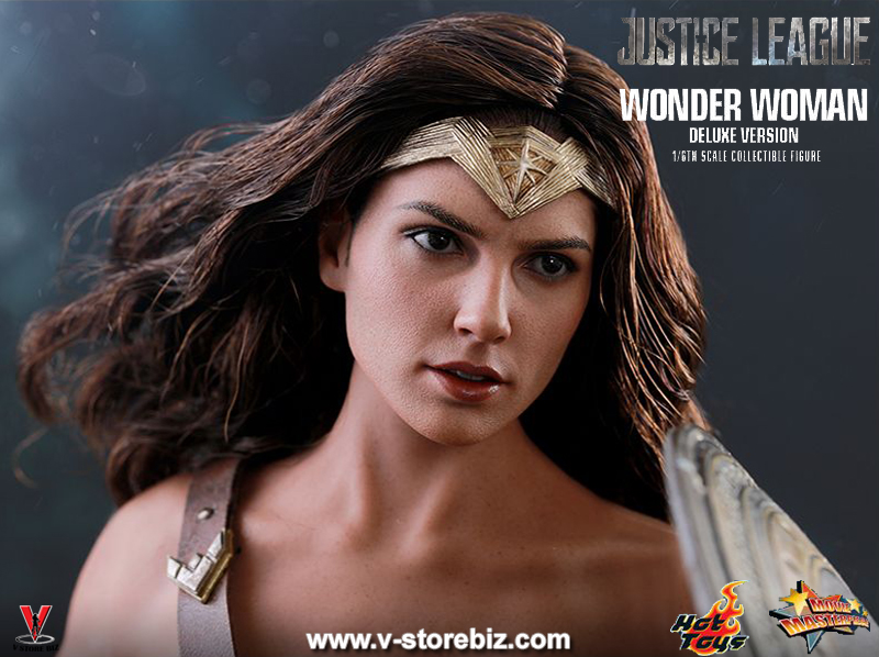 Hot Toys MMS451 Justice League Wonder Woman (Deluxe Version)