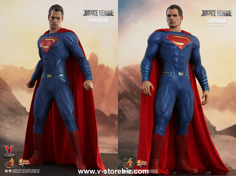 Hot Toys MMS465 Justice League Superman