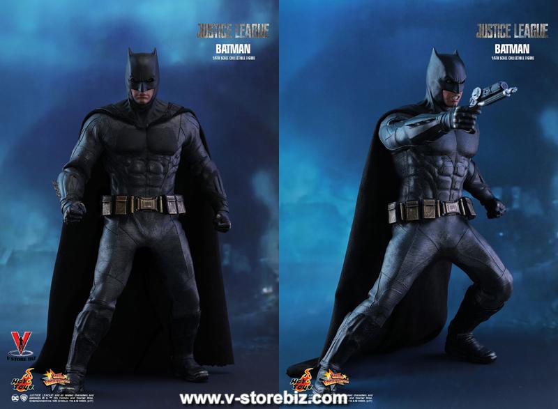 Hot Toys MMS455 Justice League Batman