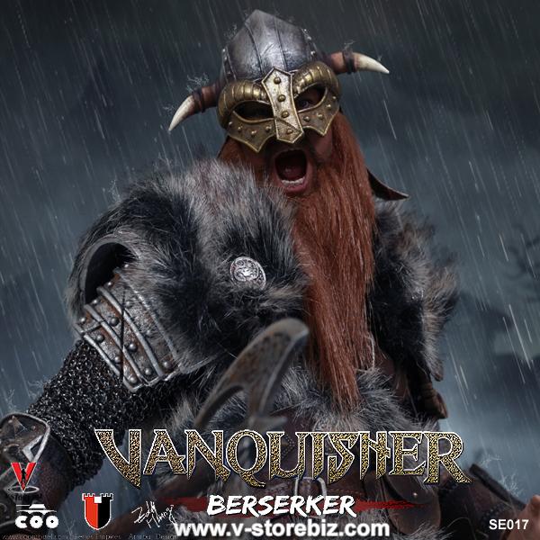 Coomodel SE017 Viking Vanquisher Berserker