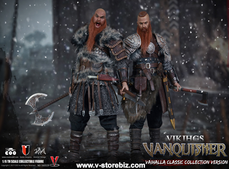 Coomodel SE019 Viking Vanquisher Valhalla Suite (2-Pack)