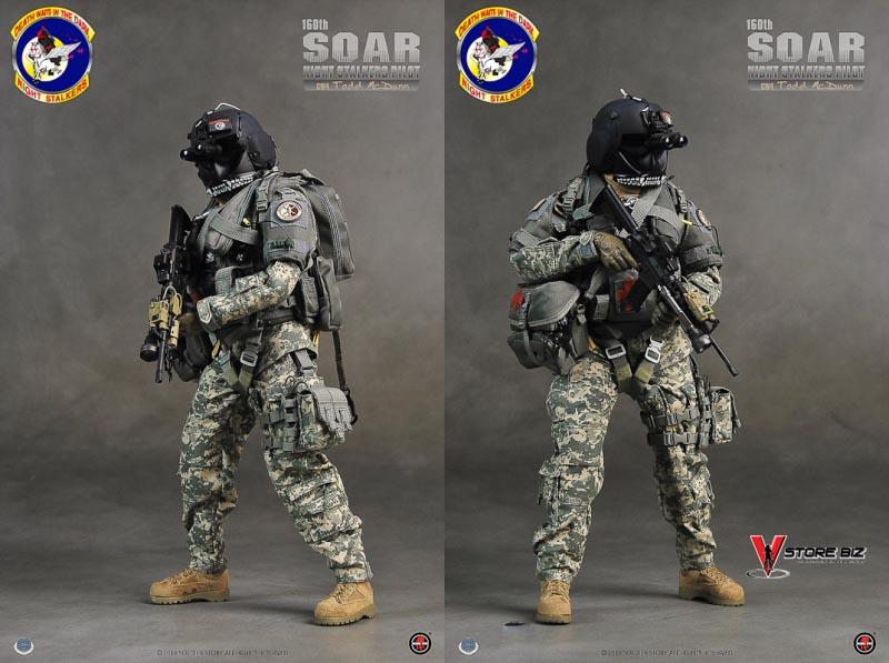 Soldier Story SS046 160th SOAR Night Stalker