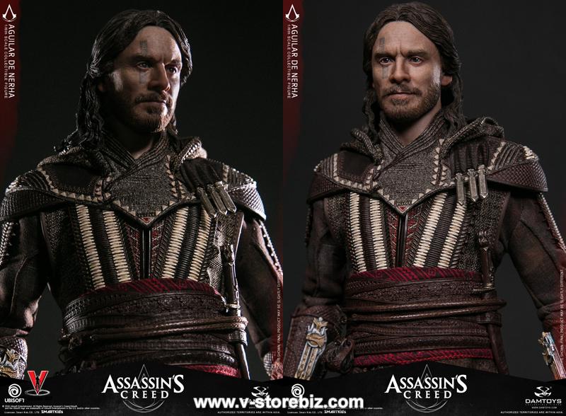 DAMToys DMS006 Assassin's Creed Aguilar