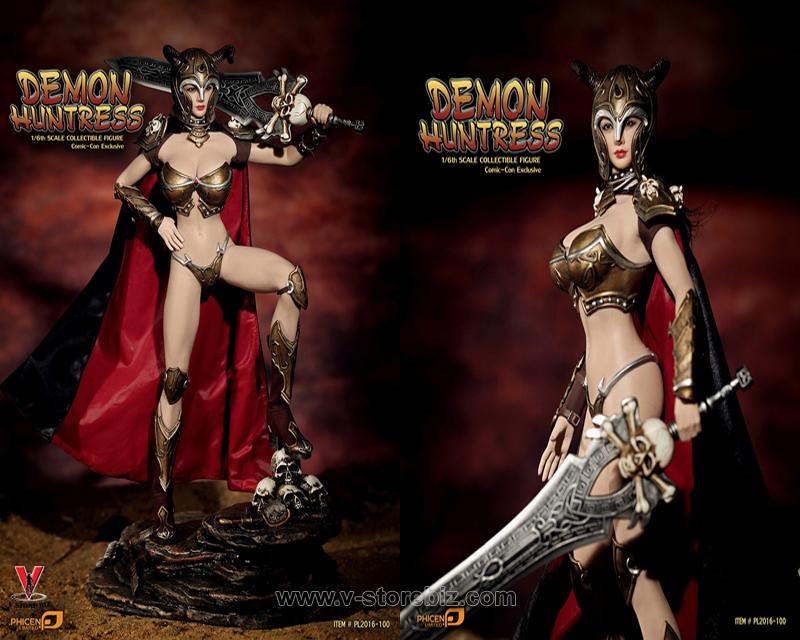 PHICEN PL2016-100 Demon Huntress (2016 CICF EXPO Exclusive)