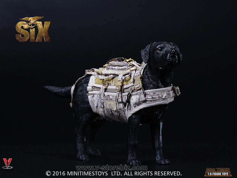 Mini Times M006 SIX Seal Team 6 HALO Jumper w/ Dog