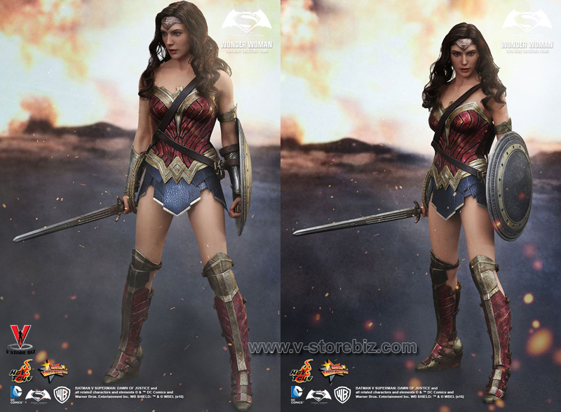 Hot Toys MMS359 Batman v Superman: Dawn of Justice Wonder Woman