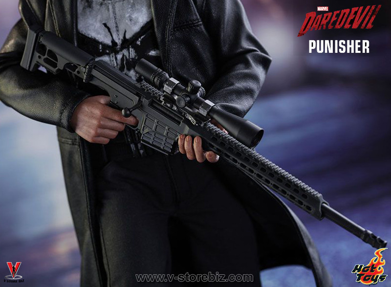 Hot Toys TMS004 Marvel's Daredevil The Punisher