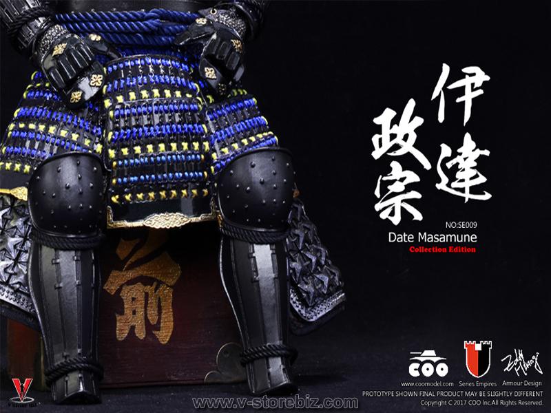 COOMODEL SE009 Empires Japan Warring States DATE MASAMUNE Deluxe