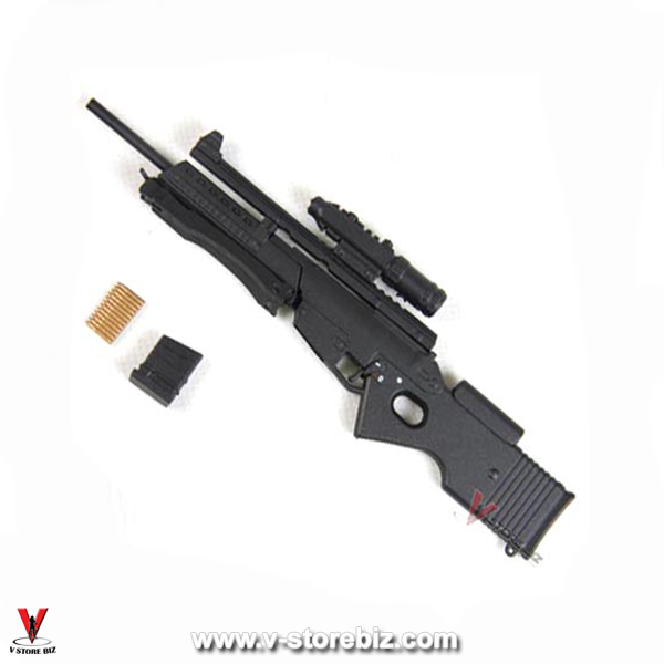 ZY Toys  SL9 Sniper Rifle with Rangefinder Scope