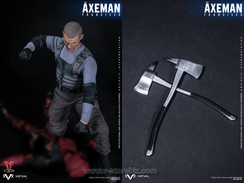 VTS VM021 The Axeman Francisco