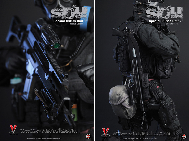 Soldier Story SS096  SDU Special Duties Unit Assault Leader