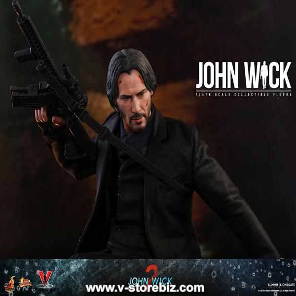 Hot Toys MMS504 Chapter 2 John Wick
