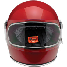 Biltwell Gringo S Helmet (Blood Red)