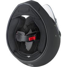 Biltwell Lane Splitter Helmet (Flat Black)