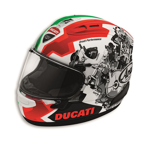 Ducati Corse V2 Helmet by Arai