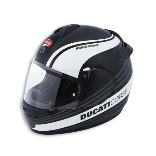 Ducati Corse SBK 3 Helmet by Arai (Black)