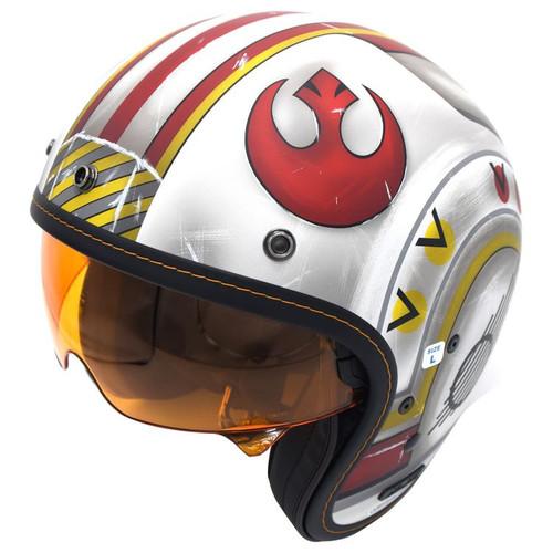 HJC IS-5 Rebel X-Wing Fighter Pilot Helmet
