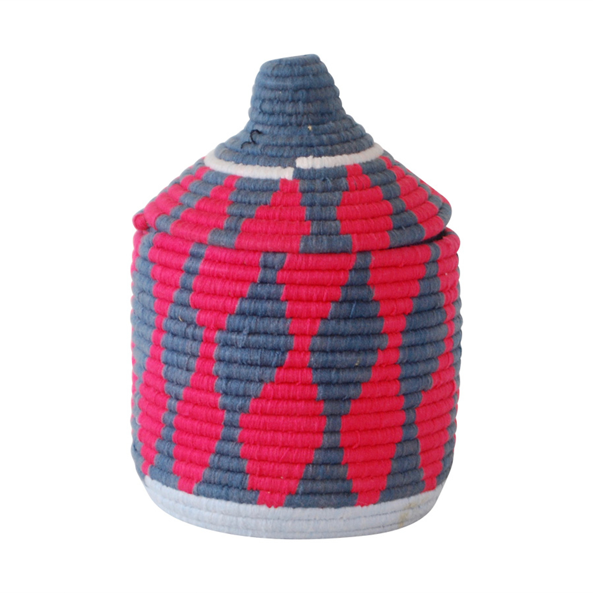 Moroccan Bread Basket Pink Amp Grey Sheherazade 174 Home