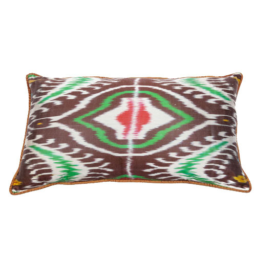 Ikat pillow Boukhara