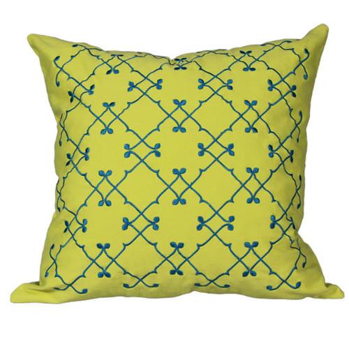 Olya pillow, Yellow