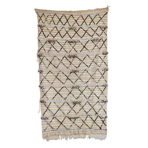 Moroccan Berber Wedding Blanket M-390