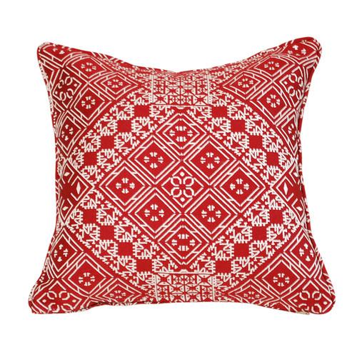 Fez Fabric Pillow