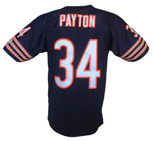 c68b85164 ... Chicago Bears Walter Payton Mitchell   Ness Throwback Jersey Back