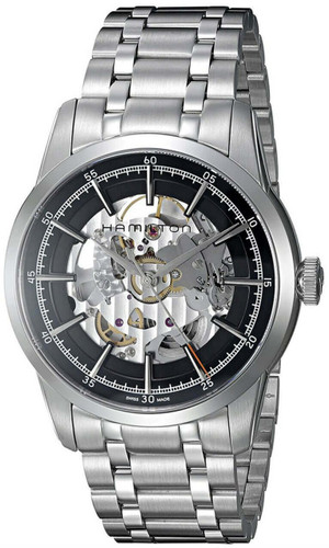 Hamilton American Classic RailRoad Skeleton Automatic Watch H40655131