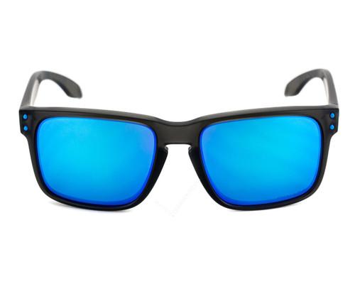 Oakley Holbrook A-Fit Matte Gray Frame Prizm Sapphire Lens OO9244-3356