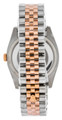 Rolex Datejust 36mm Oyster Diamond White Dial Automatic Watch 116231