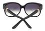 Cartier Trinity Black Composite Gray Lens Women's Sunglasses T8201083