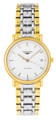 Longines Presence 34.5mm Automatic Two-Tone Watch L48212127