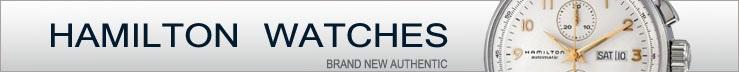Brand New Authentic Hamilton Watches