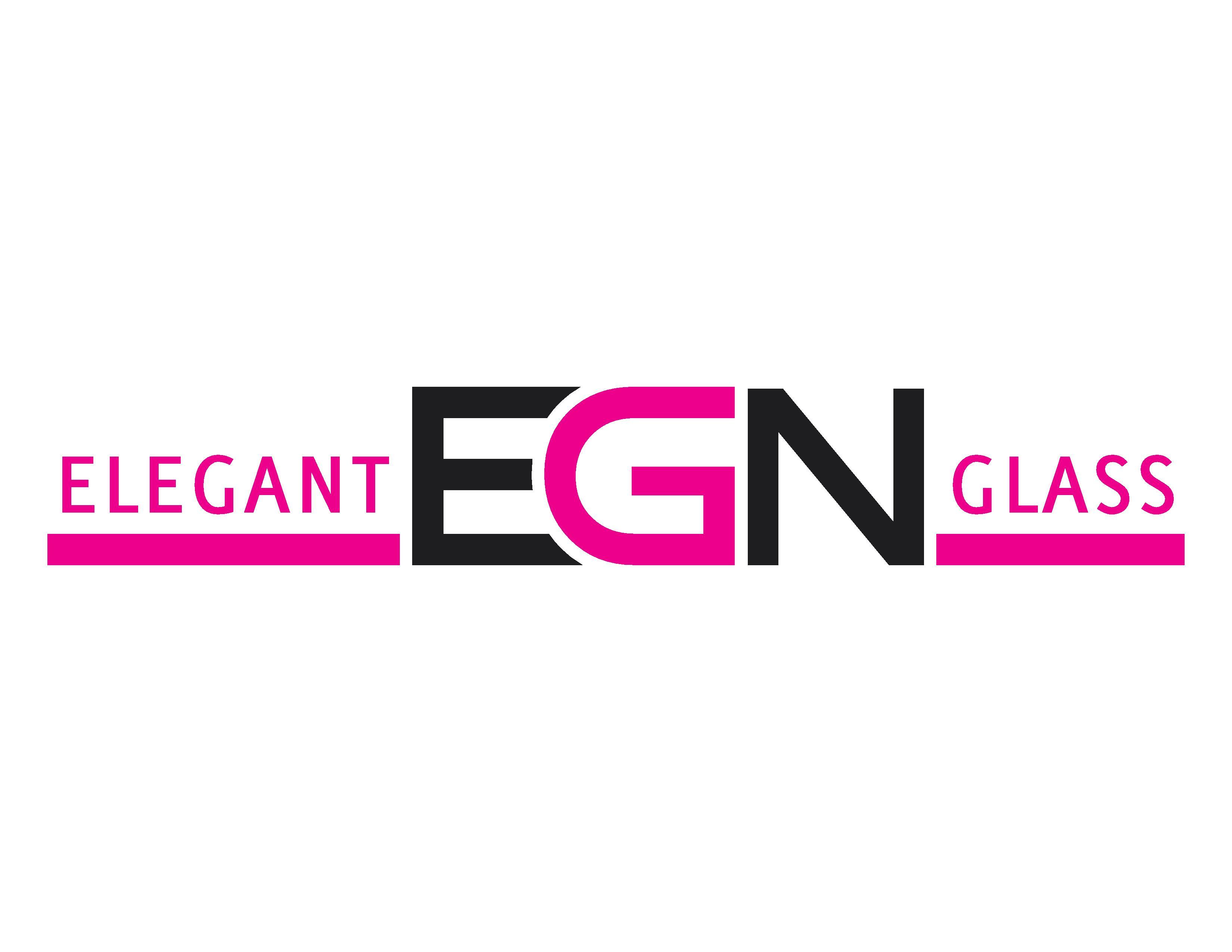 Elegant Glass Nails