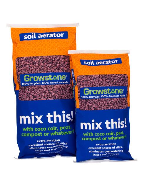Growstone Soil Aerator 1.5 cu ft.