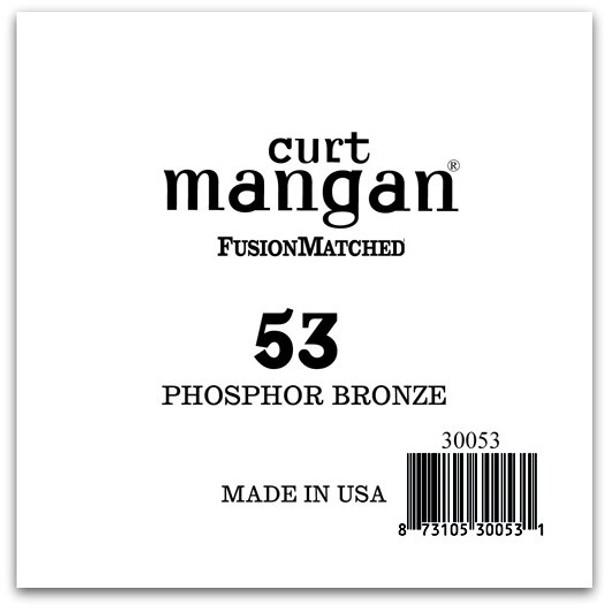 53 PhosPhor Bronze Single String