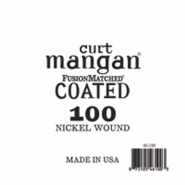 100 Nickel Bass COATED
