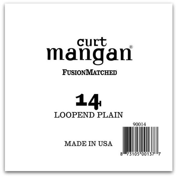 14 Plain Loop End Single String