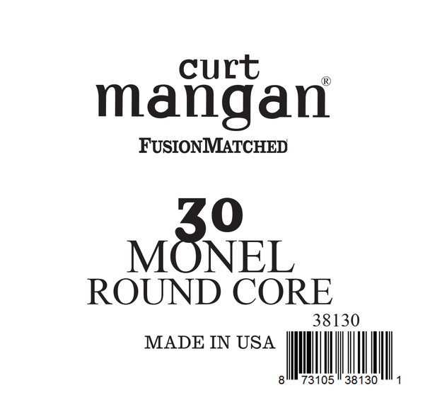 30 Monel ROUND CORE Single String