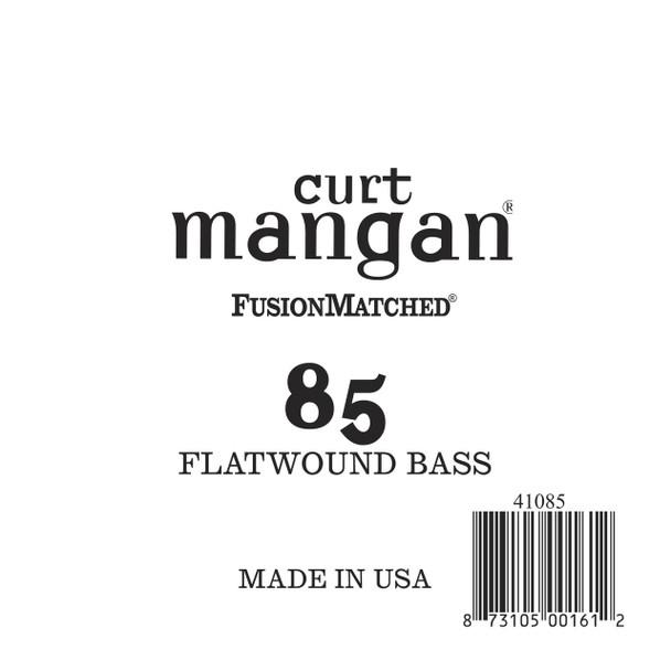 85 FlatWound Bass Guitar Single String