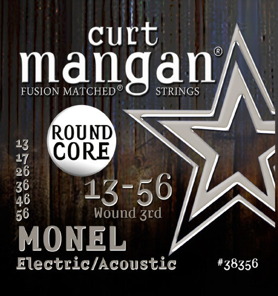 Monel Round Core 13-56 SIX PACK