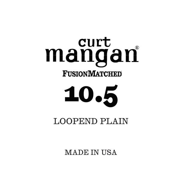 10.5 Plain Loop End Single String