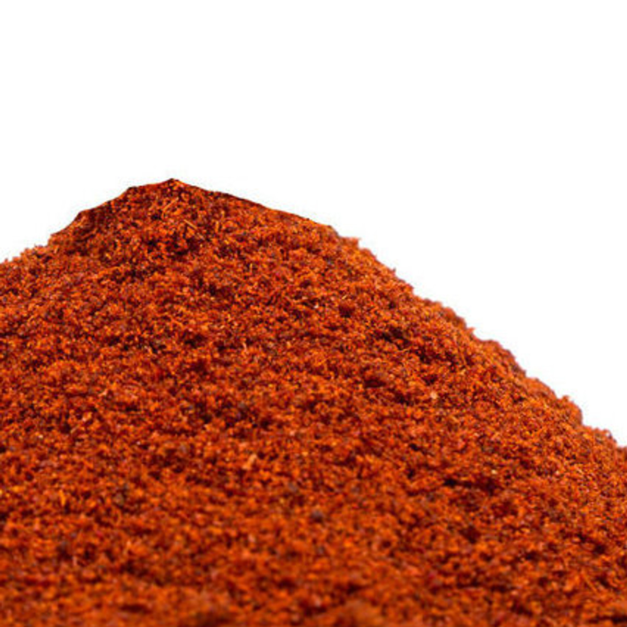 Our Smoked Paprika comes from Spain, where mildly spicy red peppers are dried in an oak wood-burning oven and then slowly ground to preserve flavor. It is rich orangey-red in color and tastes smoky and mild with a touch of spice. Lends rich red color and subtle smokiness to cream-based sauces and soups. A delicious complement to poultry, pork and shrimp. Add to stews featuring beans, lentils, sausage, chicken, shrimp or other seafood for a deep, complex flavor component.