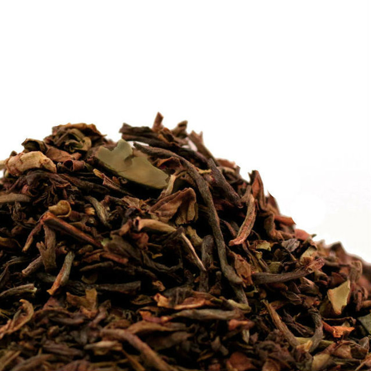 Although Jun Chiyabari is grown in Nepal, it is certain to delight even the most discerning Darjeeling connoisseur! The cup opens wide with the pointed muscatel bite of a Darjeeling, offset by soft round notes of wheat and moss grounded by good mouth filling astringency.  Steeps a beautiful bright and golden coppery cup. A heavenly delight from the Rooftop of the World.