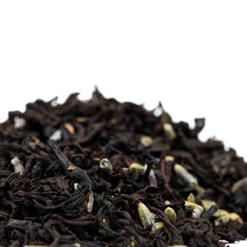 In addition to the traditional oil of Bergamot, we have added French Lavender from the Provence region to obtain our perfectly balanced Fancy Lavender Earl Grey. The lavender adds a sweet, floral note to the taste while the aroma is soothing and calming. Delicious and sophisticated. Steep: 1-1.5 tsp, Boiling Water, 3-5 Minutes