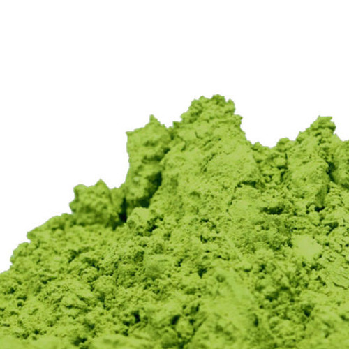 Ceremonial Japanese Matcha Powder is a powdered green tea historically used in the Japanese tea ceremony. Uji has a long history of matcha production and is the most well-known matcha growing region throughout Japan. Uji Matcha is a premium Ceremonial grade with a rich vegetal fragrance, vibrant green color, smooth texture, and delicate aftertaste free from bitterness and astringency. Steep: 1-1.5 tsp, 175-185 degrees, whisk thoroughly
